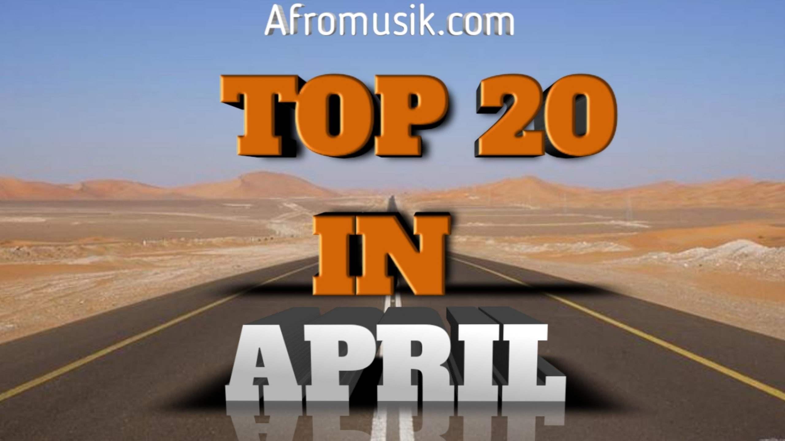 top 20 in april
